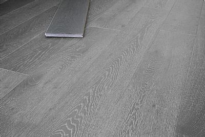 190mm Grey Shale Oak